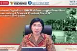 BI: pertumbuhan kredit UMKM lampaui  kredit total