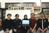 Mahasiswa UMM buat radar pelacak benda untuk keamanan laut di Indonesia