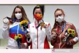 Klasemen sementara perolehan medali Olimpiade Tokyo