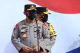 Polri telah salurkan Bansos Sembako 723.773 paket dan 3.863 ton beras