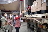 Lampung lepas ekspor cokelat krakatoa ke Singapura