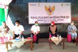 Bulog Semarang salurkan beras PPKM ke wilayah Grobogan