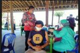 Wabup Sleman meminta masyarakat lereng Merapi tetap patuh prokes