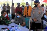 Polda NTT desain bus untuk vaksinasi COVID keliling