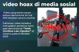 Polri pastikan video demo rusuh hari ini hoaks