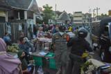Momentum PPKM dimanfaatkan tata pasar tradisional di Kota Yogyakarta