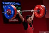 Olimpiade Tokyo - Eko Yuli, atlet kelahiran Lampung belum kepikiran pensiun