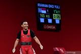 Menpora berharap lifter Eko Yuli turut andil dalam bina lifter junior