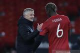 Solskjaer klaim MU sedang berbicara dengan Pogba  tentang kontrak baru