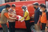 Bantuan beras untuk warga di Padang Panjang mulai disalurkan