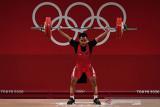 Olimpiade - Medali kedua Indonesia, perak persembahan Eko Yuli