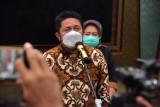 Gubernur Sumsel ingatkan bupati segera belanjakan  anggaran bansos