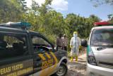 Hindari penolakan warga, Polisi kawal proses pemakaman jenazah COVID-19 di OKU