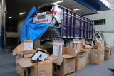 Pengiriman rokok ilegal diangkut truk pembawa ambulans rusak digagalkan