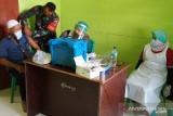 Kodim Boven Digoel gandeng Dinkes gelar serbuan vaksinasi COVID-19
