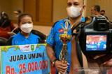 Kontingen NPC Kampar juara umum Pekan Paralympic Nasional XVI Papua