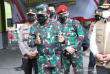 Panglima TNI: Lokasi isoter upaya pemerintah memberikan pelayanan terbaik