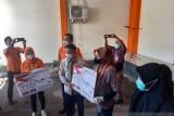 Warga prasejahtera di Kota Palu  terima bantuan sosial tunai