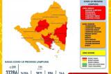 Dinkes Lampung catat 399 penambahan kasus COVID-19, tertinggi di Bandarlampung