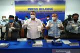 BNN Sulawesi Tenggara ungkap peredaran 4,471 kilogram sabu hingga Juli 2021
