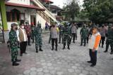 Ketua Satgas menitipkan pesan saat kunjungi selter Asrama Haji Sleman