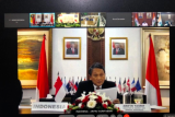 Menteri ESDM paparkan langkah RI menuju ekonomi hijau