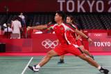 Pasangan Praveen/Melati bertemu unggulan teratas di perempat final Olimpiade