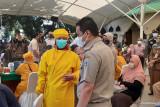 Wagub: 80 persen warga di DKI Jakarta telah terima vaksin dosis pertama