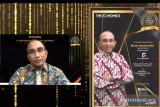 Dirut Elnusa Petrofin raih Indonesia Best CEO Awards Employee Choice 2021 dari The Iconomics
