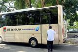 Dukung pelayanan masyarakat, DSLNG telah sumbangkan sembilan kendaraan operasional bagi daerah