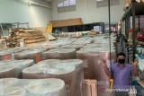 Venue voli indoor PON XX Papua diharapkan sudah lengkap pada Agustus