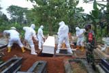Kemarin, 52 orang meninggal di Lampung akibat COVID