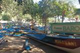 Nelayan Gunung Kidul evakuasi kapal antisipasi gelombang tinggi