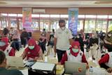 Hari terakhir vaksin perbankan BNI dukung Kemenkes-OJK untuk program vaksinasi nasional