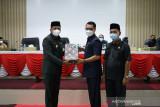 DPRD gelar rapat Paripurna penyampaian Ranperda RPJMD Kepulauan Meranti 2021-2026