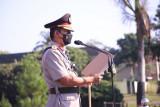 Sebanyak 162 siswa Papua menjalani Diktuba di SPN Kemiling Polda Lampung