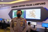 Dir Reskrimum dan delapan kapolres di Lampung dimutasi