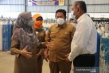 Wagub NTB meminta pendistribusian oksigen dilakukan merata