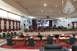 DPRD Manado gelar rapat paripurna penyampaian RPJMD 2021-2026
