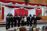 DPRD Sumsel menyepakati Kabupaten Kikim Area jadi Daerah Otonomi Baru