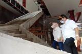 Pembangunan infrastruktur di tiga kecamatan di Kobar sudah 70 persen