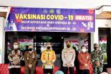 Keterlibatan berbagai pihak bantu penanganan pandemi COVID-19 di Lamandau