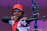 Riau Ega tersingkir, wakil panahan Indonesia di Olimpiade Tokyo habis