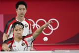 Kevin/Marcus incar medali emas Olimpiade Tokyo
