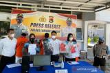 Polres Lombok Tengah menangani kasus manipulasi surat keterangan PCR