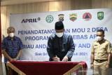PT RAPP luncurkan inovasi holistik Program Desa Bebas Api di Siak