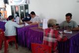Kantor Pos Baturaja cairkan dana BST