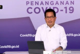 Satgas COVID-19 sebut Terjadi perbaikan kasus pada PPKM level 1-4