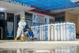 Gubernur Sulteng  minta dukungan penanganan COVID-19 ke Menkes RI
