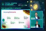 Tokocrypto umumkan perkembangan crypto & blockchain  di TKO Summit 2021